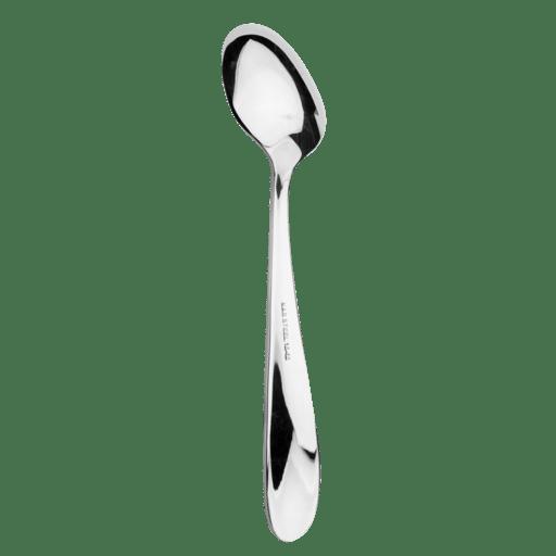 قاشق چای خوری ناب استیل مدل امپریال طلایی