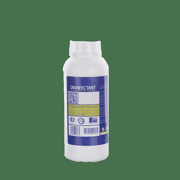 محلول ضدعفونی کننده سطوح و ابزارآلات هیدروژن پراکساید
