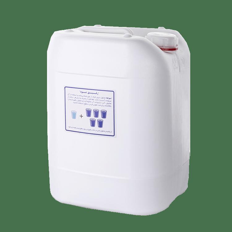 محلول ضدعفونی کننده سطوح هیدروژن پراکساید 3 درصد - 20 لیتری