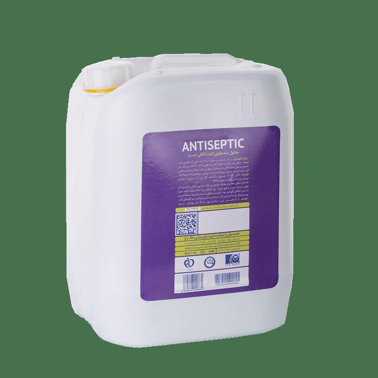 محلول ضدعفونی کننده دست-ده لیتری