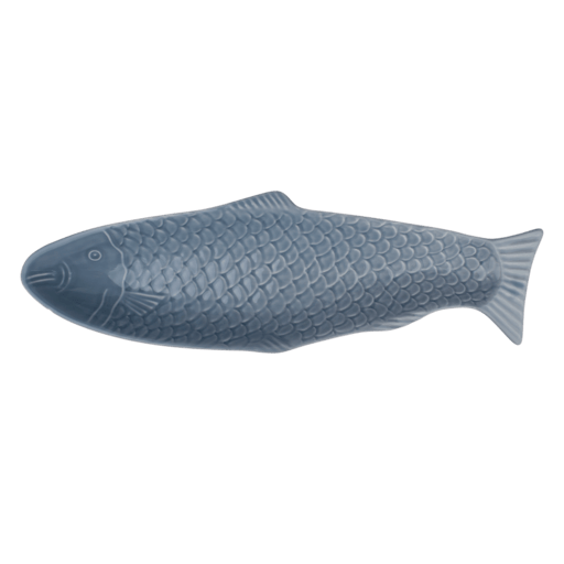 ظرف سرو طرح ماهی جانستون سایز متوسط