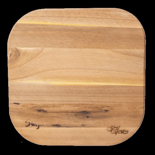 بشقاب چوبی شیجا