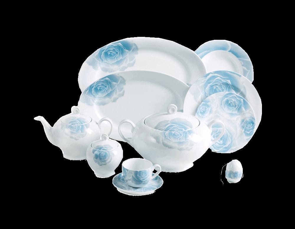 چینی زرین - رزتا آبی