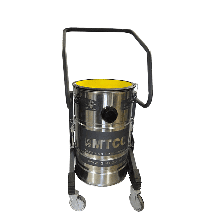 جاروبرقی صنعتی 2 موتور آب و خاک