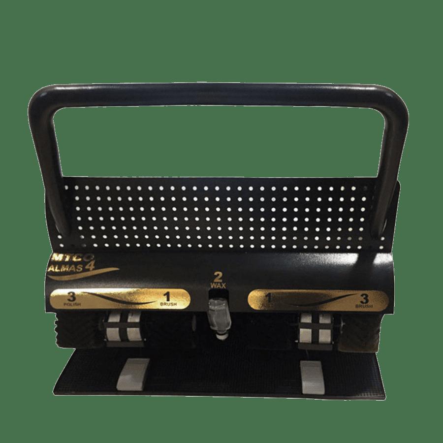 دستگاه پولیشر برقی کفش Almas4