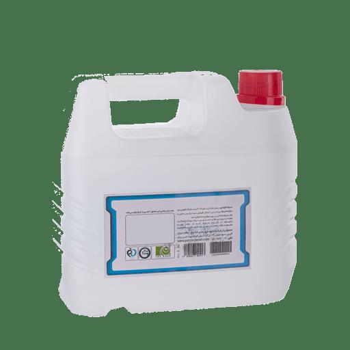 محلول ضدعفونی کننده سطوح هیدروژن پراکساید 3 درصد - 4 لیتری